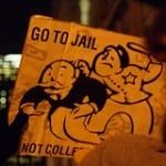 Go to jail card Monopoly image